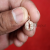 Handmade Pave Diamond Sterling Silver Cowrie Shell Charms Pendant, Diamond Cowrie Pendant, Silver Pendant, Silver Shell Pendant Jewelry